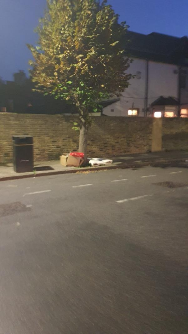 mattress, box-9 Vaughan Road, London, E15 4AE