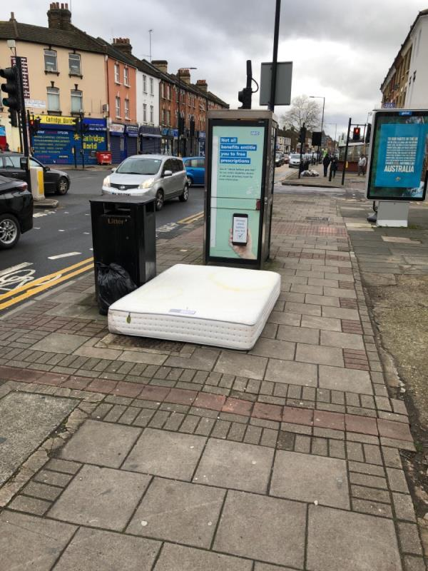Mattress-477-479 Romford Road, London, E7 8EA