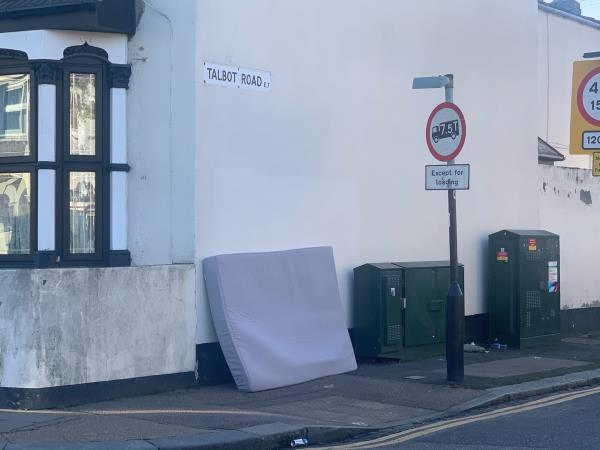 As seen in pictures -97 Dames Road, London, E7 0EB