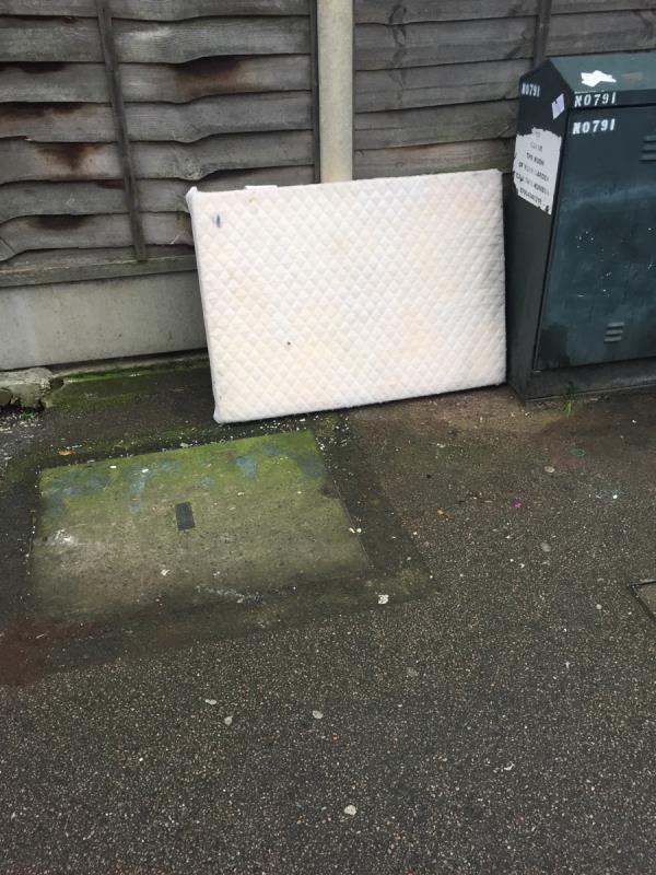Mattress-18 Sprowston Road, London, E7 9AD