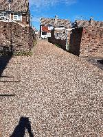Bute ct  blick 1-8 midhurst rd fly tipp ( homes first)   items are  building rubbish  mirror  cardboard   entrance/ access is in iden street or behind shops in Fife ct  please clear all  thanks john  image 1-15 Iden St, Eastbourne BN22 9DE, UK