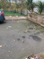 Road is filthy with no cleaning for 3 weeks now  image 1-58 Daines Close, Manor Park, E12 5LQ