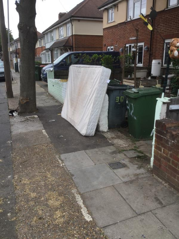 Outside 30-28 MacGregor Road, Canning Town, E16 3LL