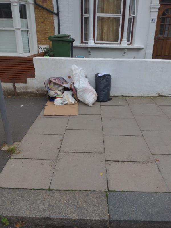 Outside 42-59 Beacon Road, London, SE13 6ED