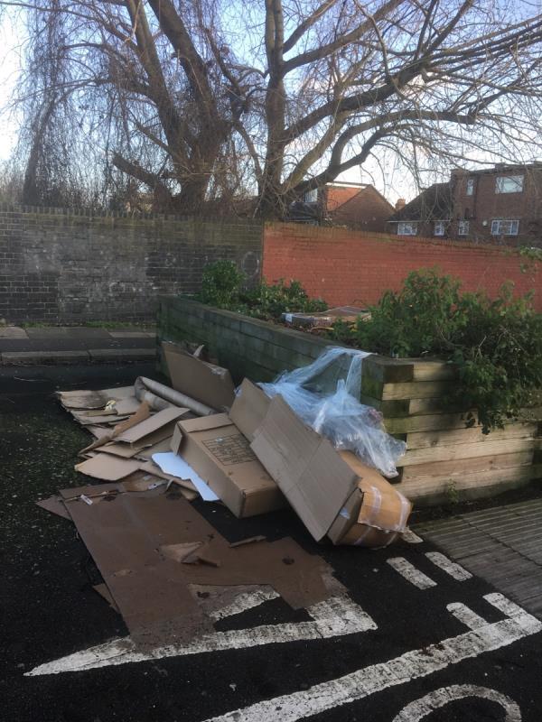 A disgrace - on McGrath Road-McGrath Road, London, E15 1