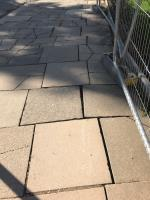 Dangerous uneven broken pavement is located opposite 27 Mount Park Road W5 - this is due to building work at the location which appears to be finished. A large strech of pavement is damaged  image 1-24-26 Mount Park Road, Ealing, W5 2RS