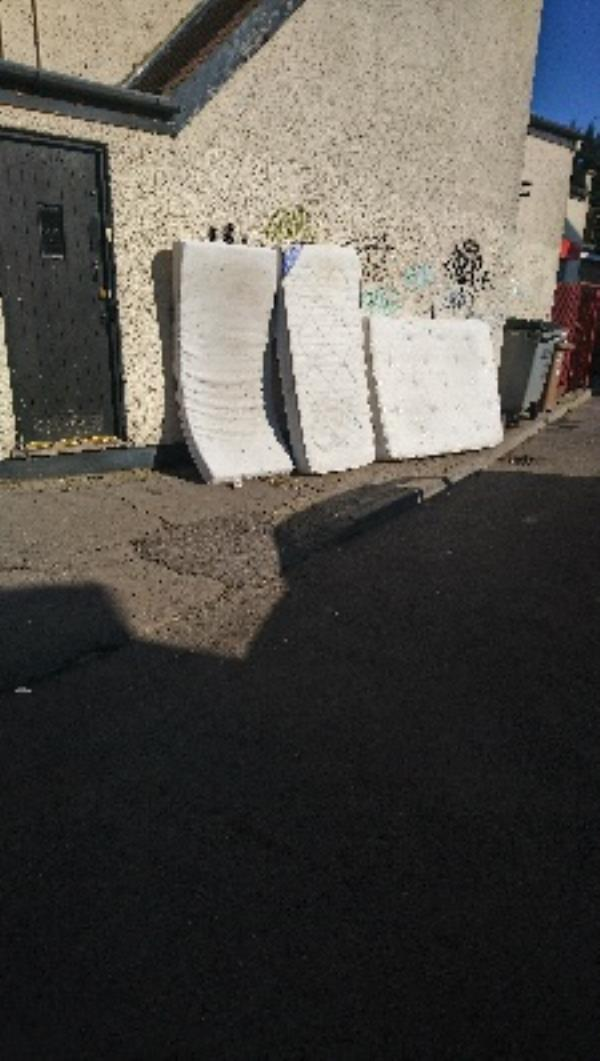 Fly tipping cleared -Basingstoke Road, Reading, RG2 0SJ