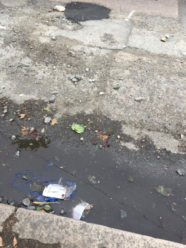 Streets needs cleaning up as it's got a lot of rubbish all over image 1-13 Latimer Avenue, East Ham, E6 2LQ