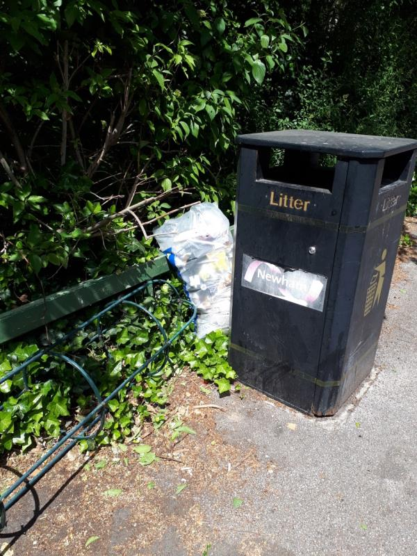 Garden/Household waste in Stansfeld Road E16 -5 Congreve Walk, London, E16 3TP