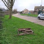 SEESL from NP Zone2 EBC 14th Feb 1.30pm please could you remove the fly tip from the grass verge in Dallington Rd between Port Rd and Ashington Rd.  There is an investigation ongoing so please could you keep a record of the money spent to clear this fly tip as it may be needed at a later date.  Thank you  Neil  image 2-21a Dallington Road, Eastbourne, BN22 9EG