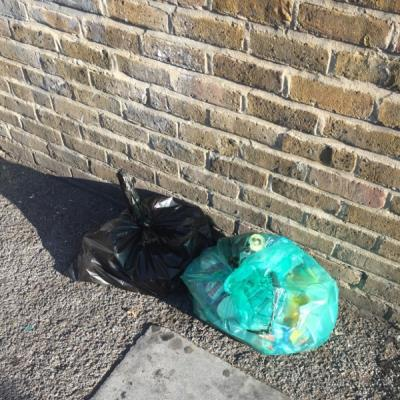 Usual dumping 71 Wilton -125 Eleanor Road, London, E8 1DN