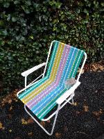 Flytipped chair no evidence /taken -21 Cintra Close, Reading, RG2 7AL