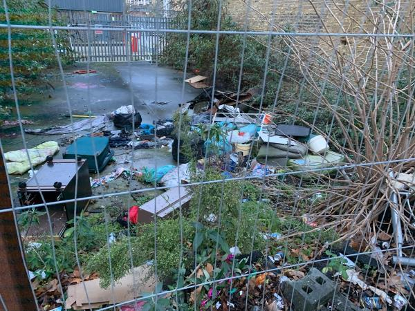 Originally down as 150b But can confirm is between 190-196 The Grove E15   Original Report email reply  Reported 14/01/2020 08:36 Visible to public Yes Category Fly-tipping Status Closed On 14/01/2020 Unfortunately we cannot find the fly-tip that you reported – Please report it again if it is still there Completed Yes Job Code 1666432  image 1-190a The Grove, London, E15 1NS