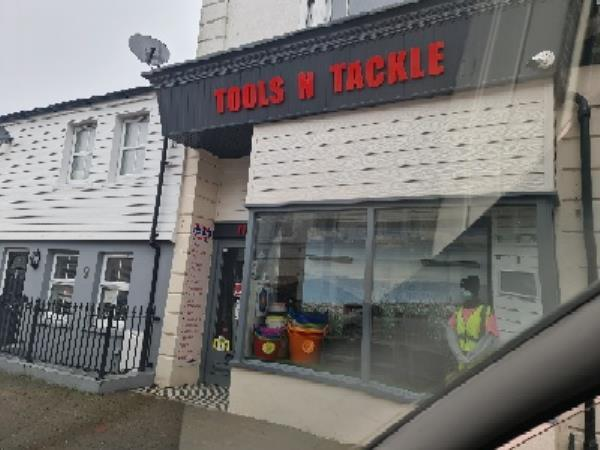 tools and tackle fishing shop now closed, lights off-2 Lake Drive, Peacehaven, BN10 8NF