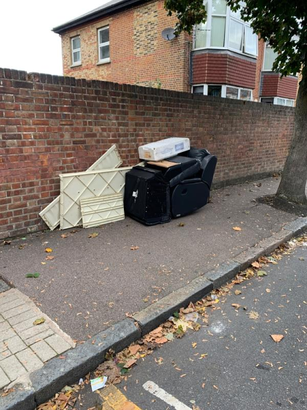 I have invited you to take urgent action otherwise this will become a norm. Well it has. There was no problem here till recently-194 Harold Rd, London E13 0SE, UK