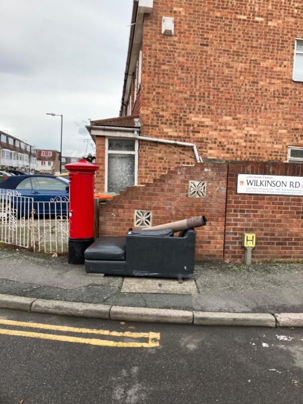 Sofa-58 Young Road, Canning Town, E16 3RR