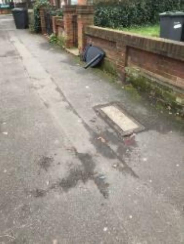 Please clear flytip-294 Hither Green Lane, London, SE13 6TS
