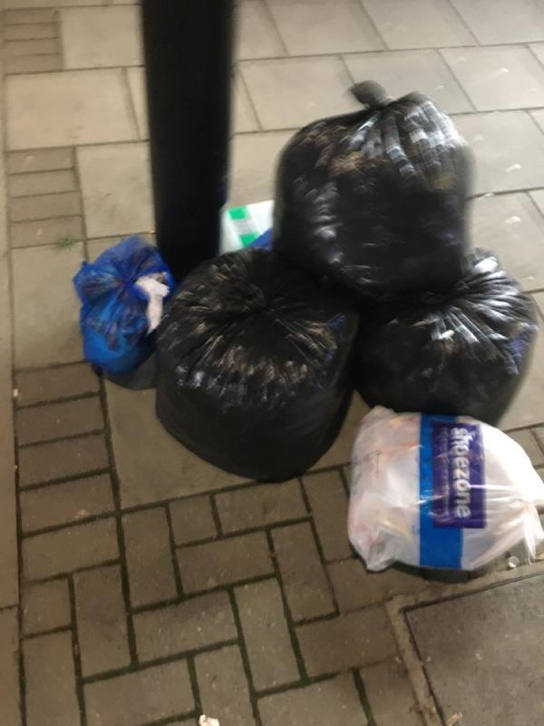 Rubbish -346A High St N, Manor Park, London E12 6PH, UK