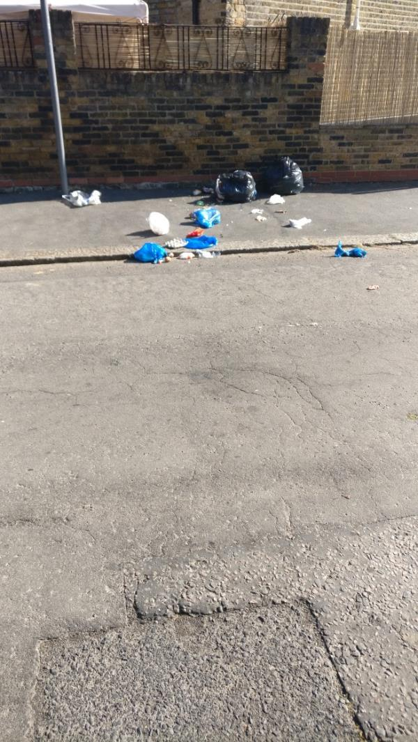 more fly tipping dumped on Clarence Rd-20 Clarence Road, London, E12 5BB