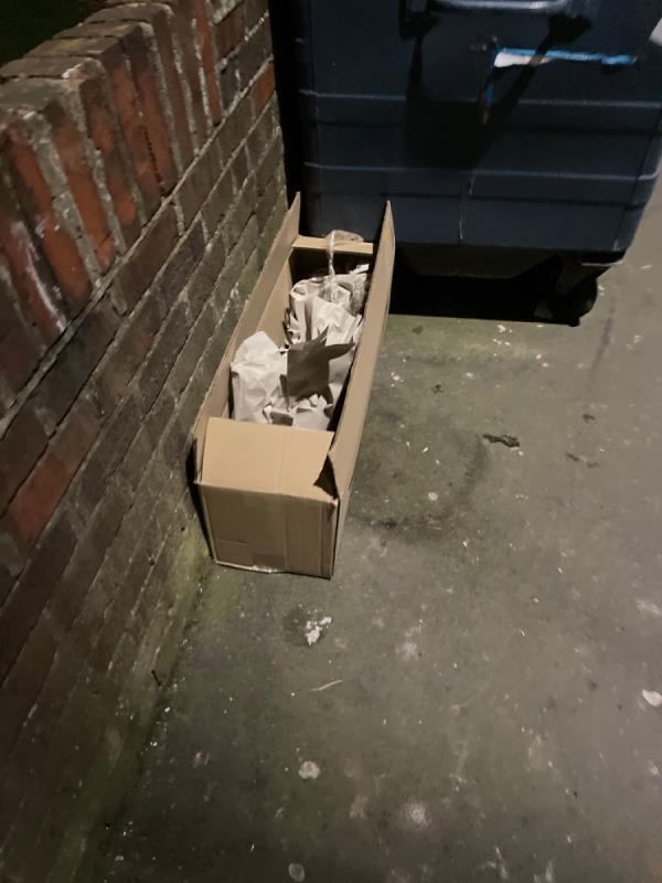 Rubbish -18 Wordsworth Ave, Manor Park, London E12 6SU, UK