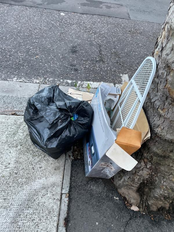 Rubbish  image 1-86 Chester Road, Green Street East, E7 8QS
