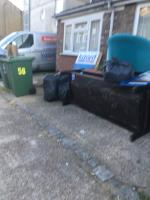 Residents simply dumping everything they are finished with on the street. Numerous properties. Total mess image 1-79 Tower Hamlets Road, London, E7 9DA