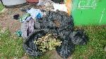 Very large amounts of household waste and garden waste soil etc image 2-127 Cranbury Road, Reading, RG30 2TD