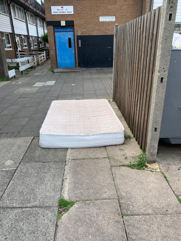 Mattress-40 Hamfrith Road, London, E15 4LE