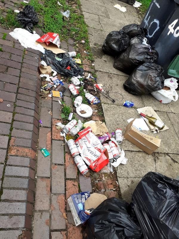 cleared -58 Wild Goose Drive, New Cross Gate, SE14 5LL