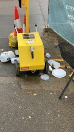 general waste on pavements and road image 1-1 The Crescent, London, UB1 1BE
