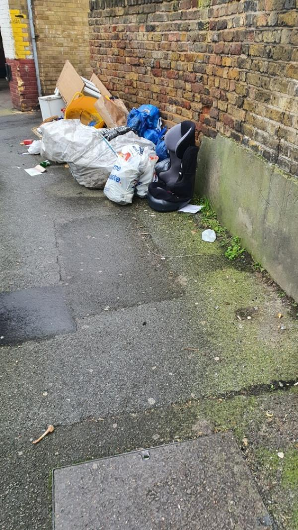 house clearance -12 Cave Road, London, E13 9DX