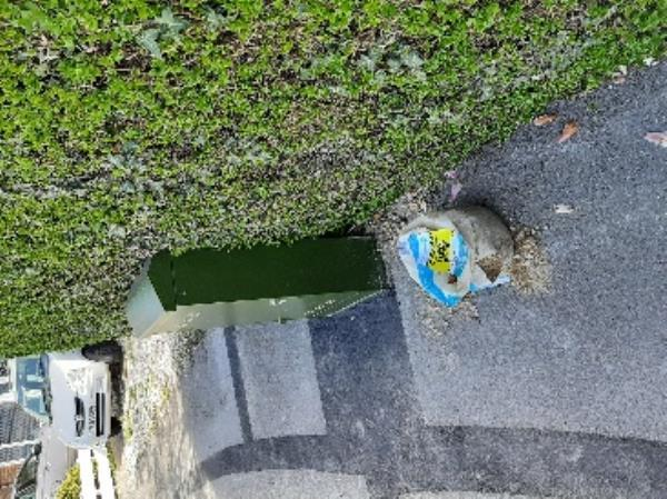Can someone please collect glytipped bag of builder rubble next to green utility box 45 Bodiam crescent.  Regards Gary Batchelor senior advisor Neighbourhood first-43 Bodiam Crescent, Eastbourne, BN22 9HQ