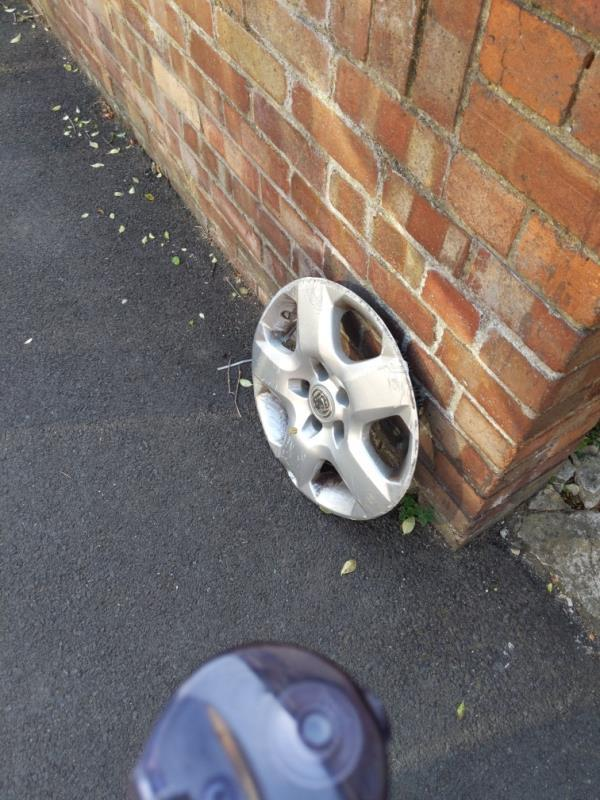 left hubcap-8 Stork Road, London, E7 9HR