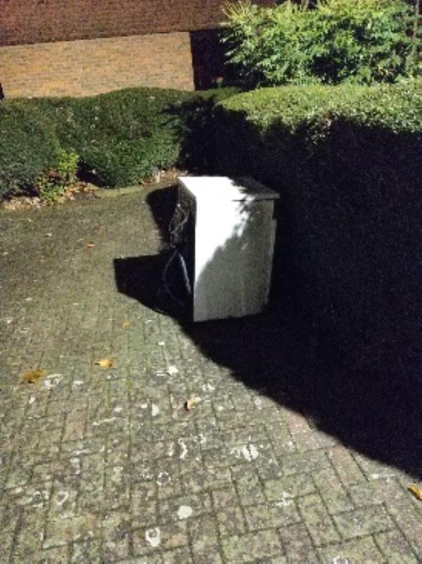 Fly tipping-11 Harper Road, London, E6 5PZ
