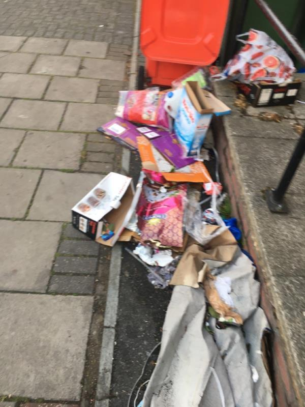 Rubbish  image 1-82 Plashet Road, Plaistow, E13 0RQ