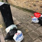 Flytipping -25b Marsh Hill, London, E9 5QA