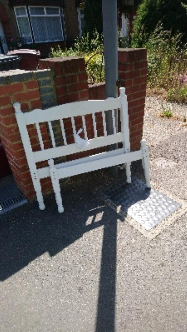 Fly tipping cleared -461 Basingstoke Road, Reading, RG2 0JF