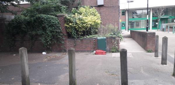 gransden house  suitcase -Bowditch, London, SE8 3AP