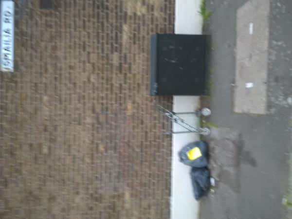 domestic waste-4 Elmhurst Rd, Forest Gate, London E7 9PG, UK
