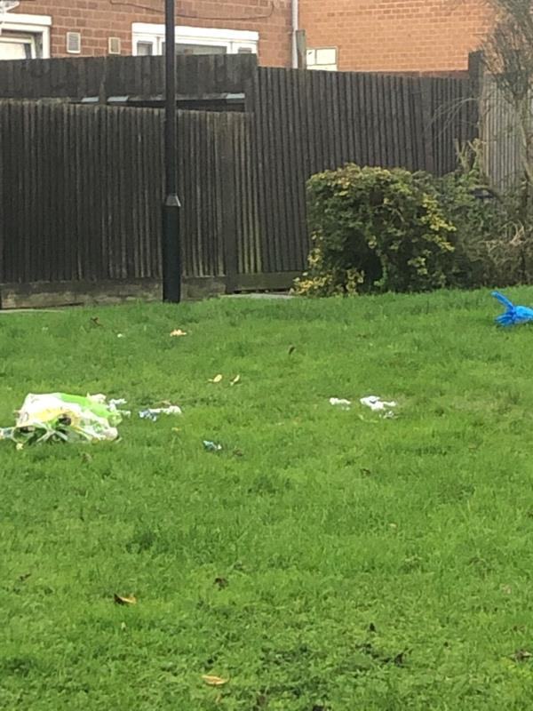 FLytipping-10 Studley Close, London, E5 0TY