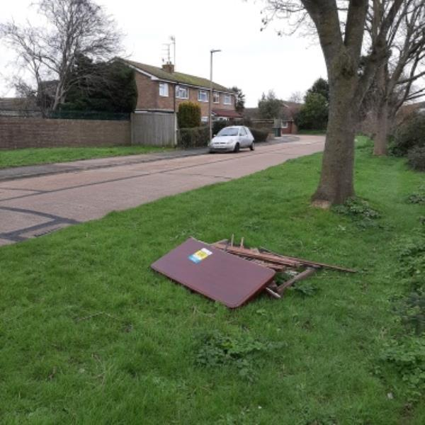 SEESL from NP Zone2 EBC 14th Feb 1.30pm please could you remove the fly tip from the grass verge in Dallington Rd between Port Rd and Ashington Rd.  There is an investigation ongoing so please could you keep a record of the money spent to clear this fly tip as it may be needed at a later date.  Thank you  Neil  image 1-21a Dallington Road, Eastbourne, BN22 9EG