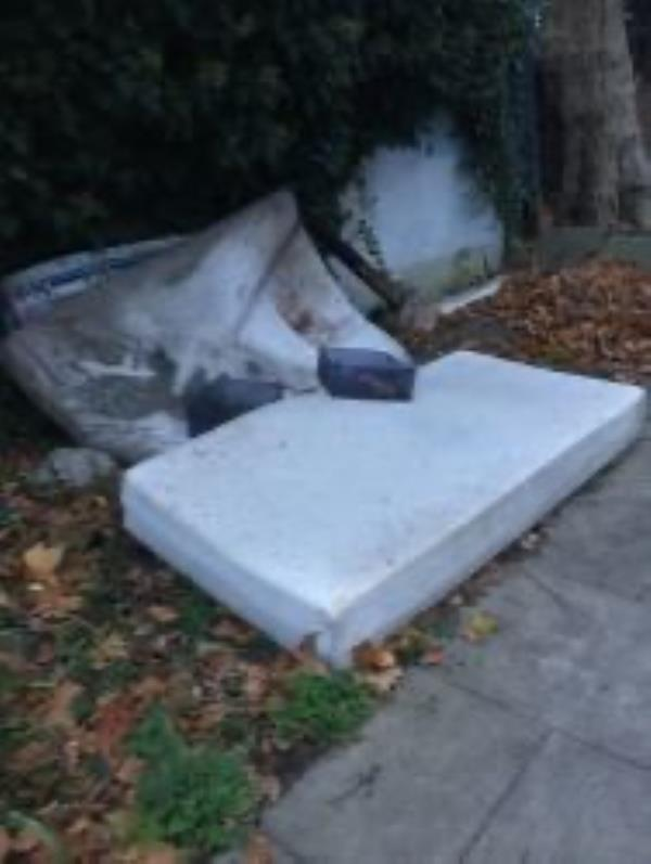 Please clear flytip-7 Mayow Road, London, SE23 2XR