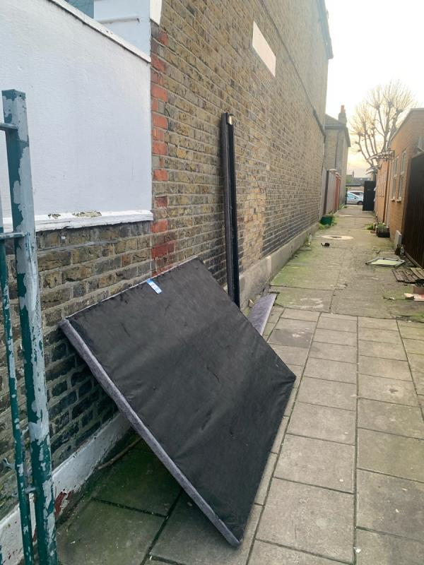 As seen in pictures  image 1-1a Thackeray Road, East Ham, E6 3BN