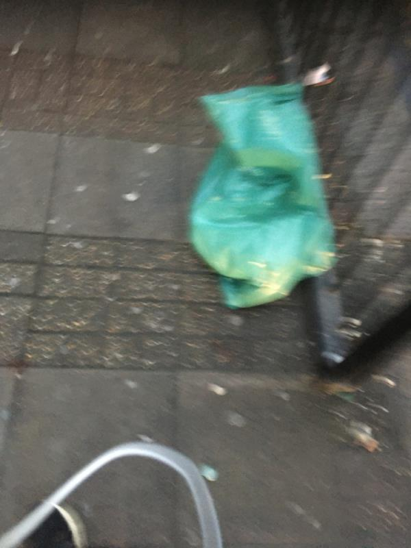 Rubbish -241c High St N, Manor Park, London E12 6SY, UK