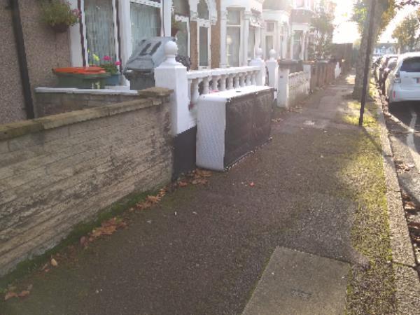 bed base-16 Loxford Avenue, London, E6 3DB